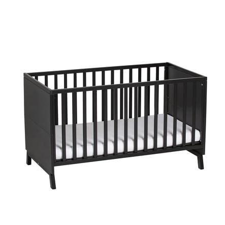 Schardt Kombi-Kinderbett Miami Black