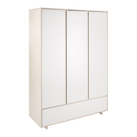Schardt šatní skříň Capri White 3 dveře