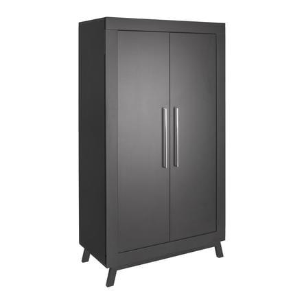 Schardt Garderobe Miami Black 2-dørs