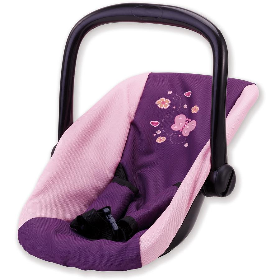 BAYER DESIGN Nosidełko dla lalki kolor fioletowy
