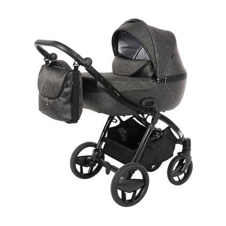 knorr-baby  Passeggino Duo Piquetto Uni Slate