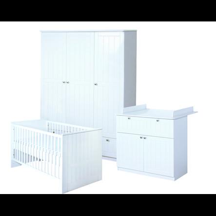 roba Kinderzimmer  Dreamworld 3 3-türig
