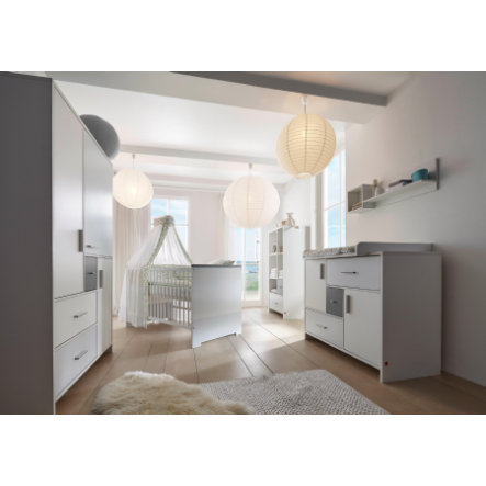 Schardt Kinderzimmer Candy Grey 3-türig