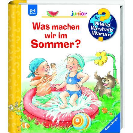 Ravensburger Wieso? Weshalb? Warum? Was machen wir im Sommer?