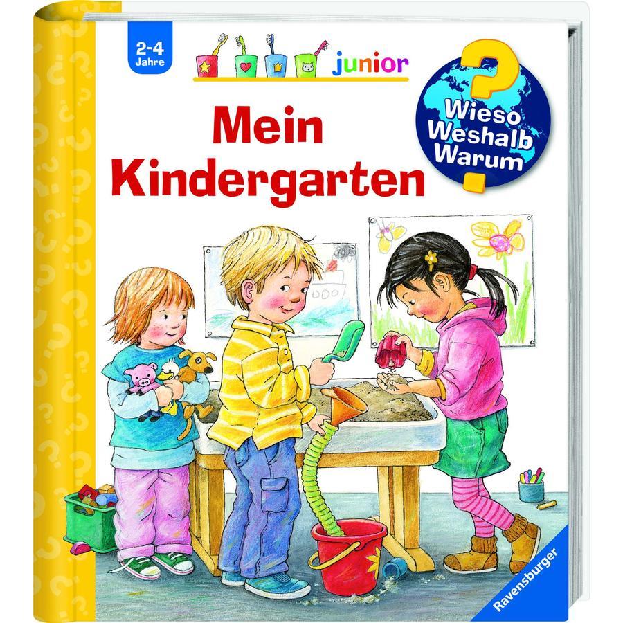 Ravensburger Wieso? Weshalb? Warum? Junior 24: Mein Kindergarten