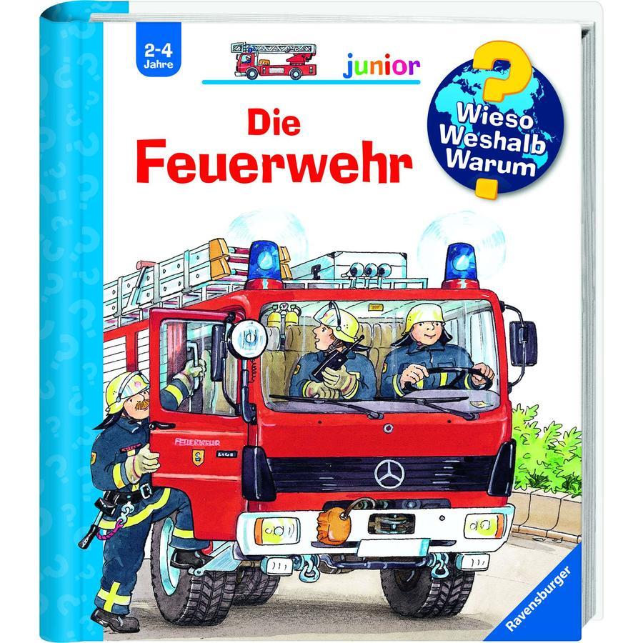Ravensburger Wieso? Weshalb? Warum? Junior 2: Die Feuerwehr