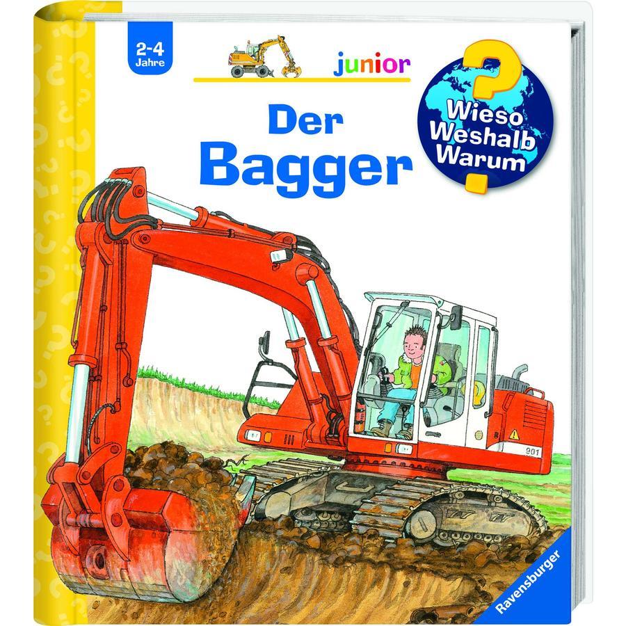 Ravensburger Wieso? Weshalb? Warum? Junior 38: Der Bagger