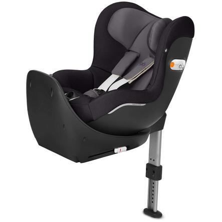 gb PLATINUM Kindersitz Vaya 2  i-Size Silver Fox Grey