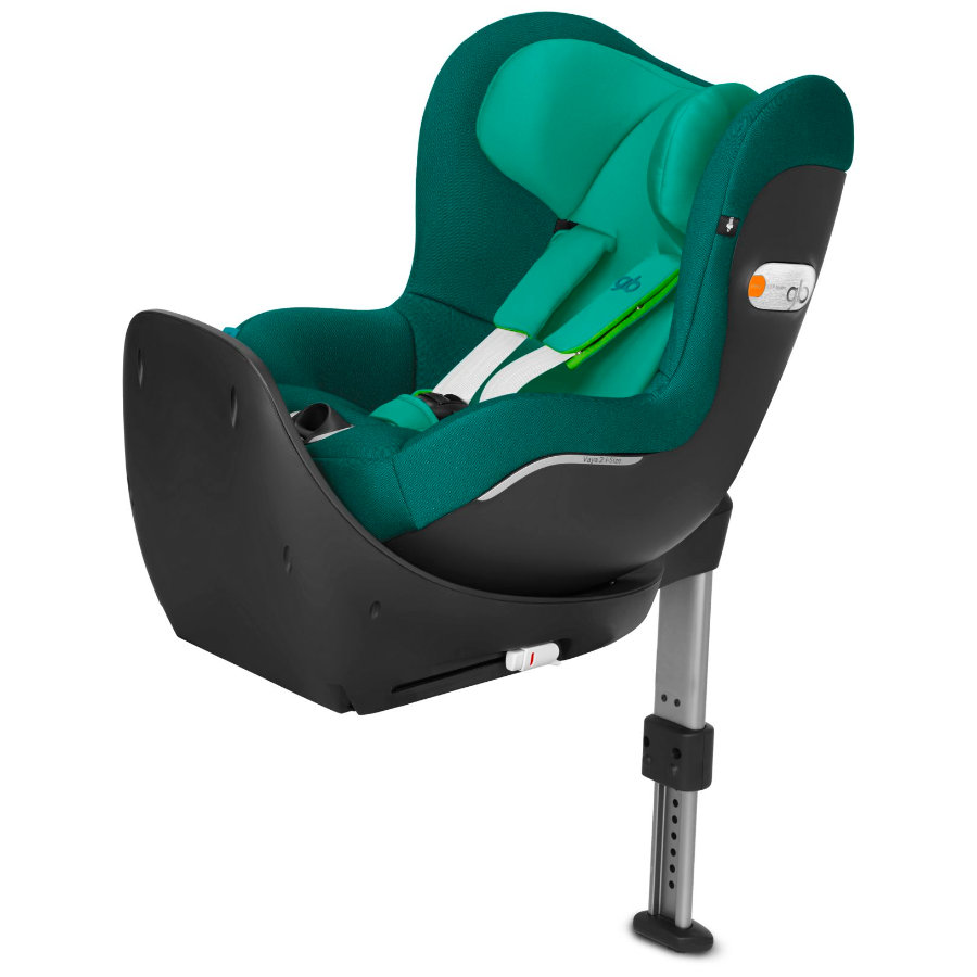 gb PLATINUM Kindersitz Vaya 2  i-Size Laguna Blue