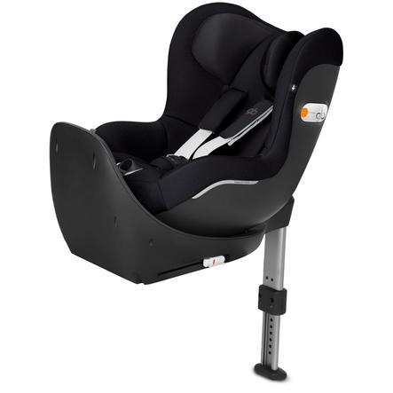 gb PLATINUM Kindersitz Vaya 2  i-Size Satin Black