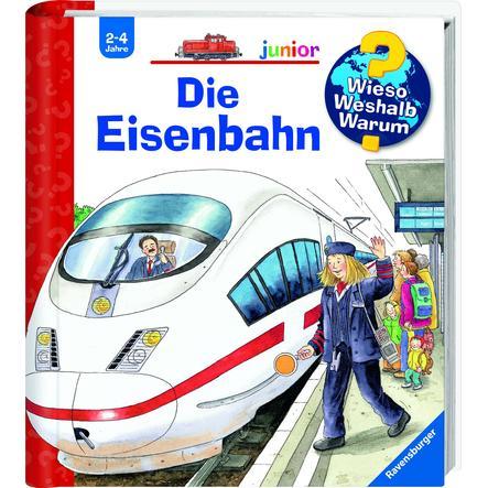Ravensburger Wieso? Weshalb? Warum? Junior 9: Die Eisenbahn