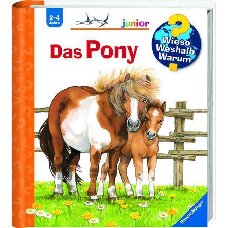 Ravensburger Wieso? Weshalb? Warum? Junior 20: Das Pony