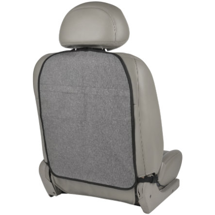 Altabebe Protection de dossier de siège auto, noir