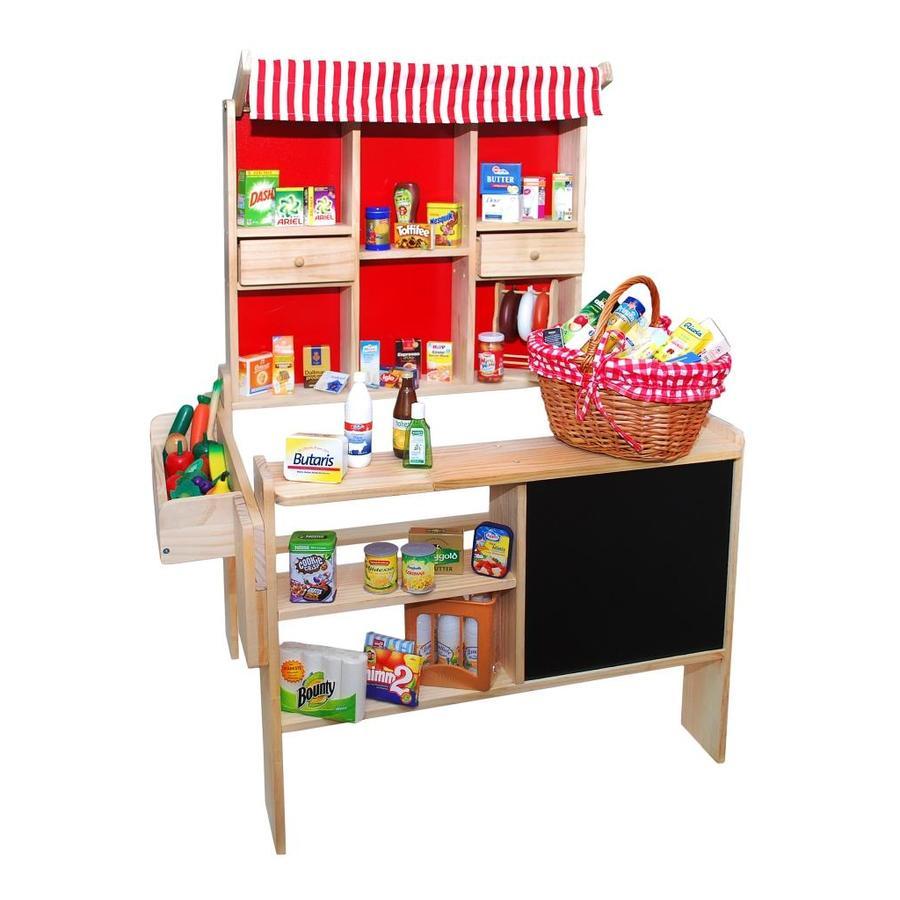 Tanner - Der kleine Kaufmann - Marktstand Klassik