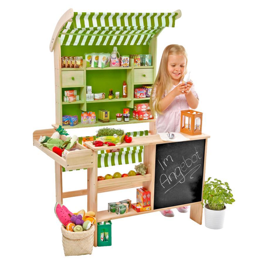 Tanner - Stor ekologisk livsmedelsbutik