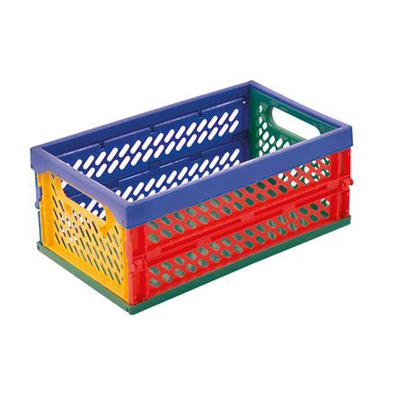 Tanner - Den lille kjøpmann - Mini sammenleggbar eske, tom