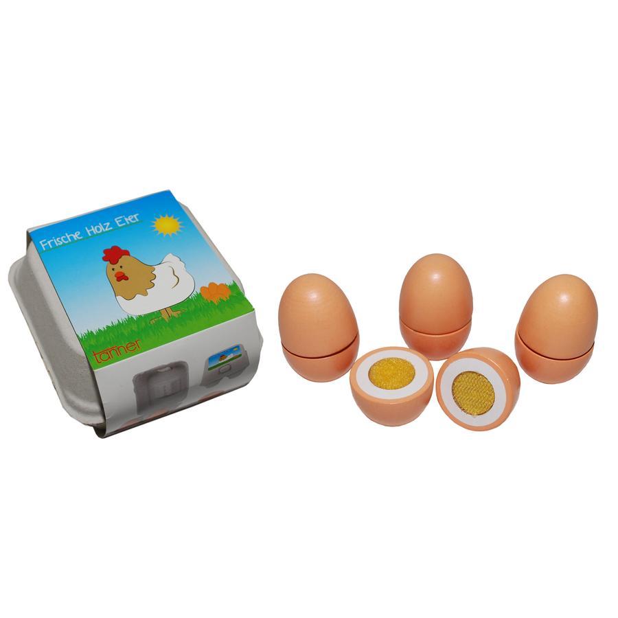 Tanner - Der kleine Kaufmann - Eier zum Schneiden