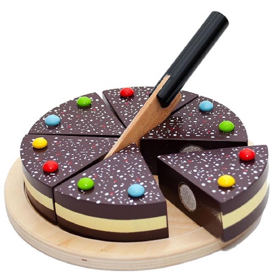 Tanner - De kleine handelaar - aden chocoladecake