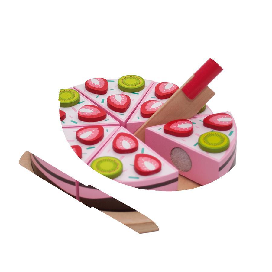 Tanner - Gâteau aux fraises enfant Le petit marchand bois