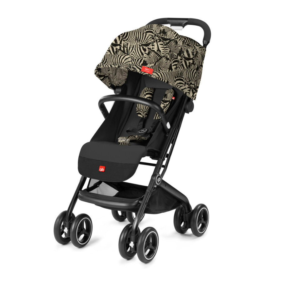 gb GOLD Buggy Qbit+ All Terrain Fashion Edition Desert Night