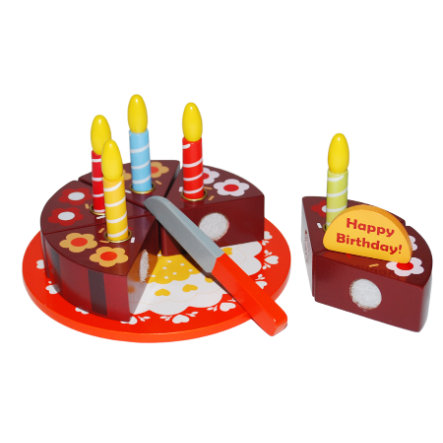 Tanner - De kleine handelaar - verjaardagstaart
