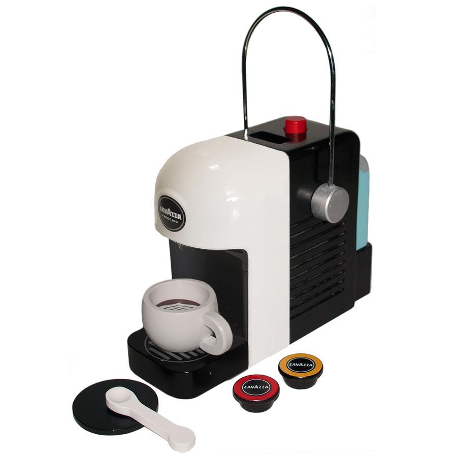 Tanner - De kleine handelaar - Lavazza koffiemachine