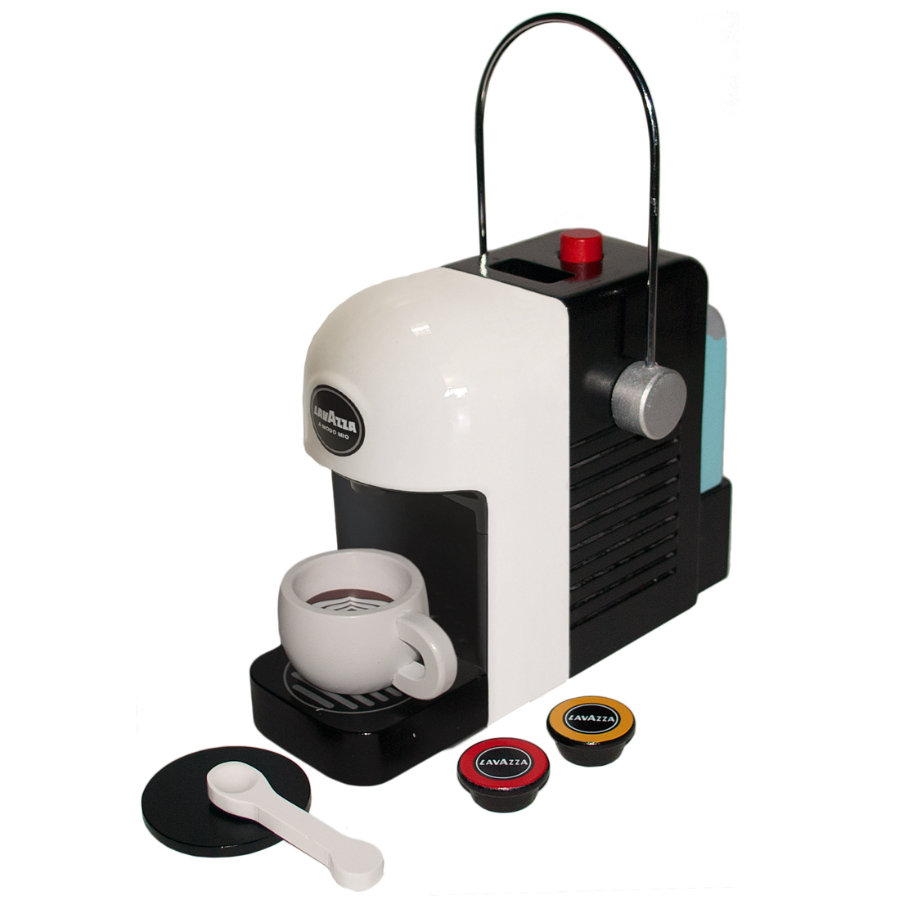 Tanner - Den lille handelsmann - Lavazza kaffemaskin