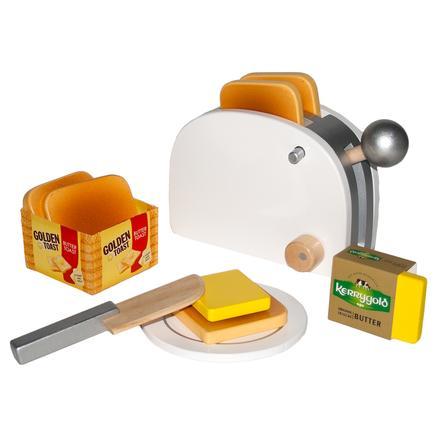 Tanner - Der kleine Kaufmann - Golden Toast Set