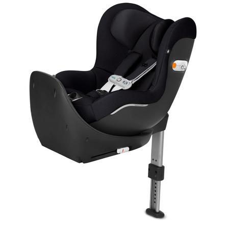 gb PLATINUM Kindersitz Vaya 2 i-Size inklusive SensorSafe Satin Black