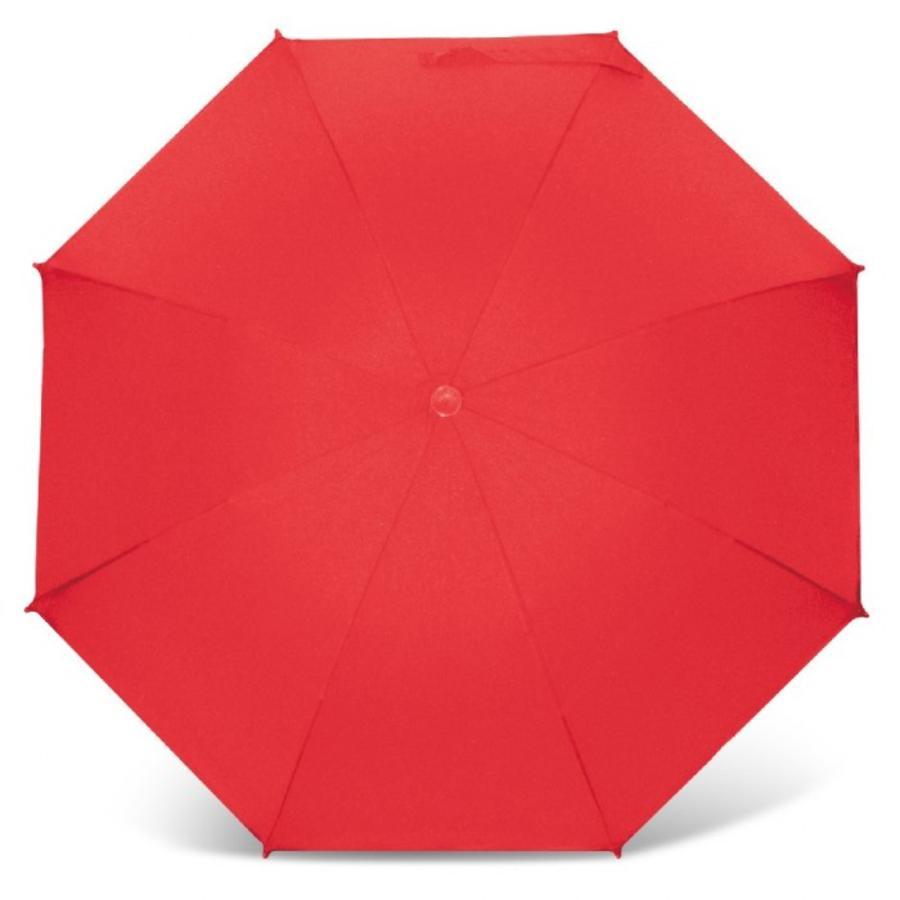 Heitmann Premium Parasoll Isbjörn röd