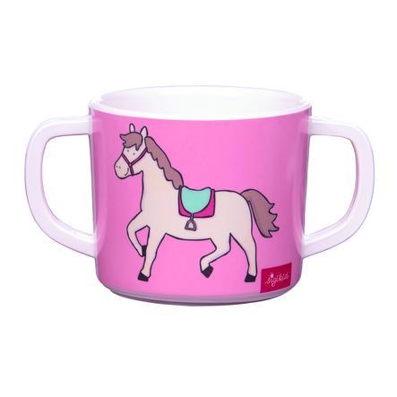 sigikid® Melamin-Tasse Pony - Hoppe Dot