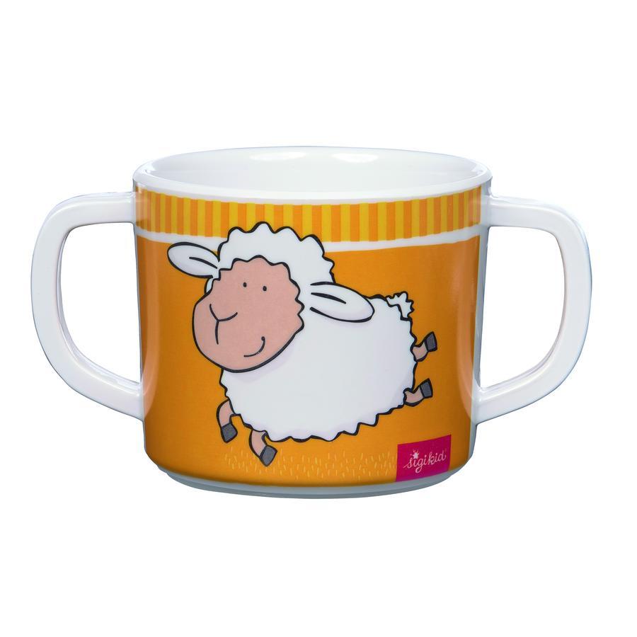 sigikid ® melamin cup Boller Schäfle