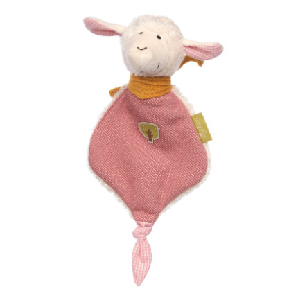 sigikid ® Mini Schnuffeltuch Sheep Green