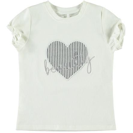 name it T-Shirt NMFFASTRIPA Snow White