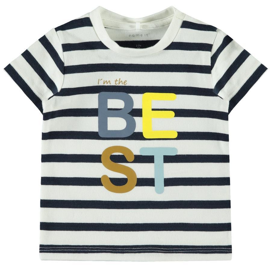 name it T-Shirt Nbmfepo saphir foncé