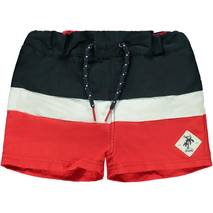 name it Bade shorts nmmzalo hoog risico rood