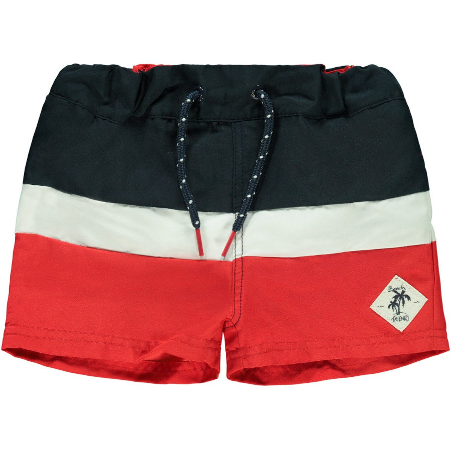 name it Bade shorts nmmzalo rouge à haut risque