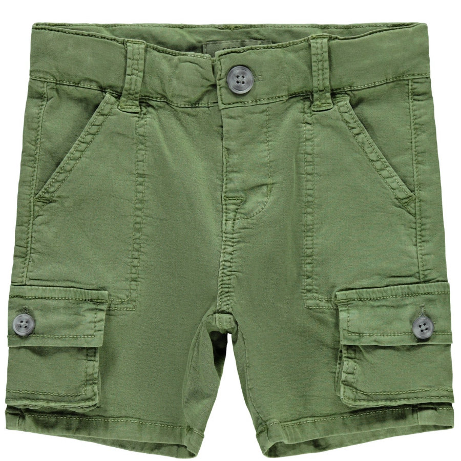 name it Shorts Nmmbarry Twibatella cargo loden green