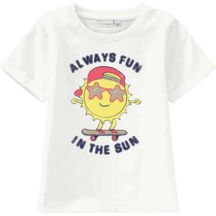 name it Boys T-Shirt Nmmvux bright white