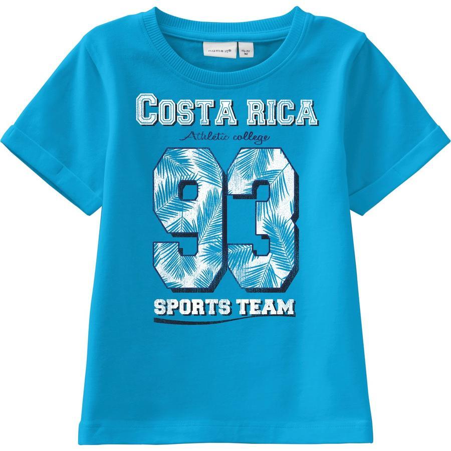 name it Boys T-Shirt Nmmvux hawaiian ocean