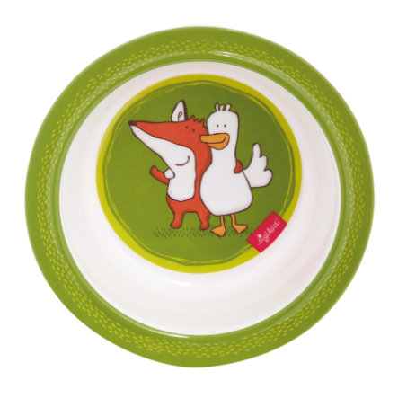 sigikid ® Melaminskål Forest Fox
