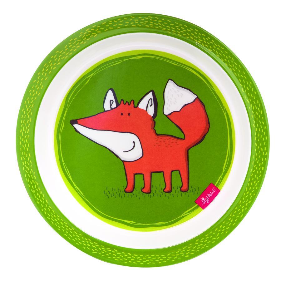 sigikid® Melamin-Teller Forest Fox