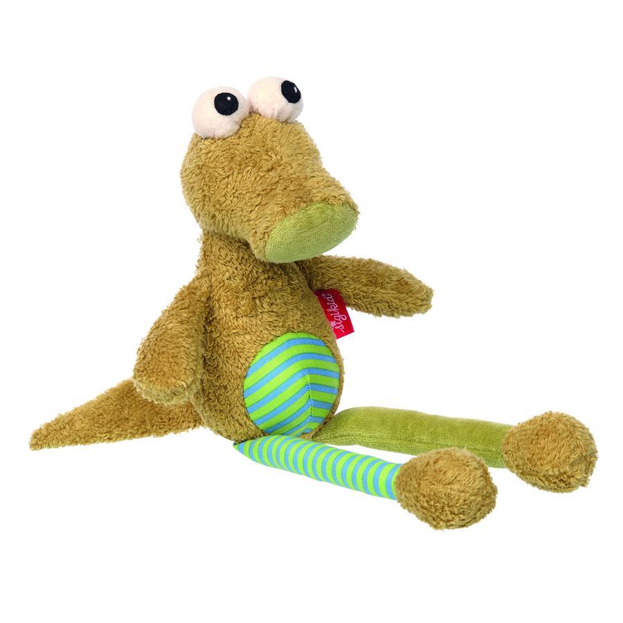 sigikid® Kuscheltier Krokodil Patchwork Sweety