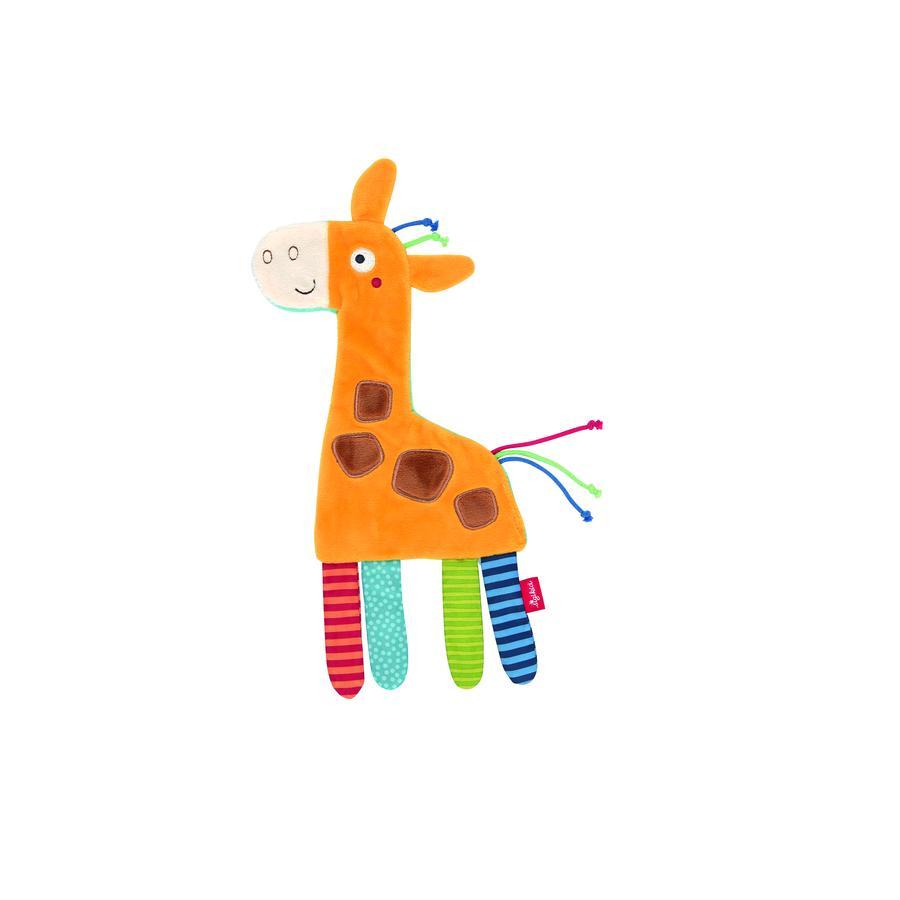 sigikid Girafe en tissu craquelé PlayQ
