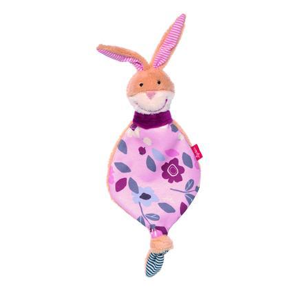 sigikid ® Mini Schnuffeltuch Rosalie Rose