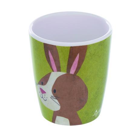 sigikid ® melamin kopp kanin skog