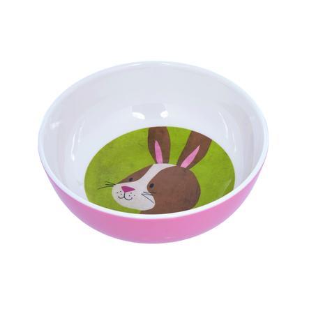 sigikid ® melamin skål kanin skog