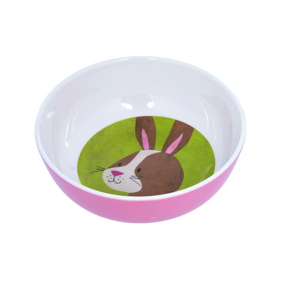 sigikid ® melamin skål kanin skov