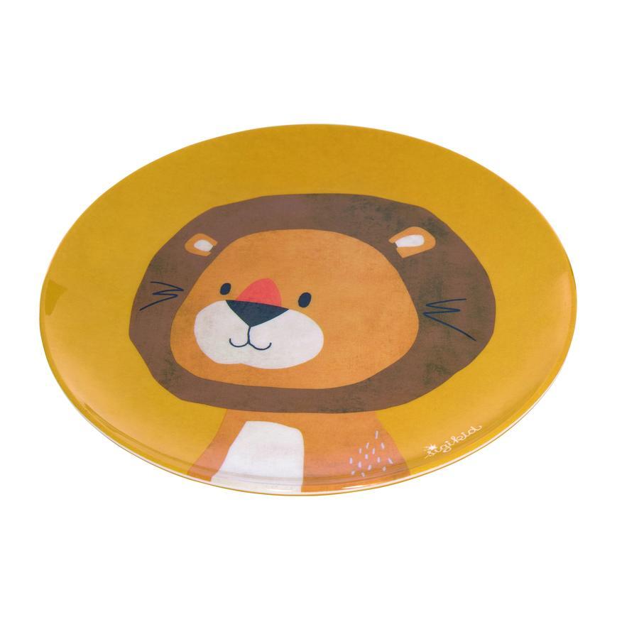 sigikid ® Melaminplate Lion Forest