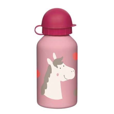 sigikid ® Roestvrij stalen drinkfles Pony OnTour